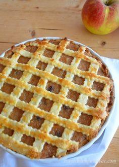 Tarta z jabłkami Apple Pie, Cooking Recipes, Vegan, Cookies, Cake, Barbie, Food, Kuchen, Crack Crackers