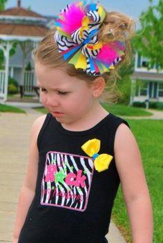 Girls CUTE hair bows!