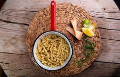 Στριφτάρια με λεμόνι και θυμάρι Hummus, Risotto, Ethnic Recipes, Food, Essen, Meals, Yemek, Eten