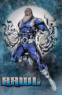 Black Anime Characters, Superhero Characters, Comic Book Characters, Comic Character, Comic Books Art, Comic Art, Black Comics, Dc Comics, Black Cartoon