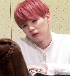Min Yoongi<3<3<3 || I think that I just died...