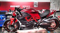 Ducati Diavel Drag Bike - RocketGarage - Cafe Racer Magazine