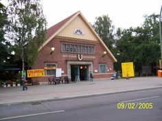 U-bahn stop in Berlin; Now that was the place to be... Great memories!!!