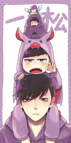 Fox trio by Acaelith on DeviantArt Manga Anime, Anime Demon, All Anime, Anime Art, Osomatsu San Doujinshi, Chibi, Anime Sensual, Dark Anime Guys, Ichimatsu