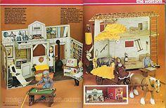 Mego Catalog Library: 1976 Waltons