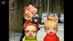 La cabane à sucre – (Têtes à Claques) Winter Activities, Mars, Comedy, Jokes, Animation, Culture, French, Seasons, Cabin