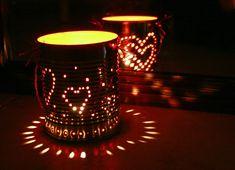 Augusthimmel: Romantisches Licht zum Valentinstag