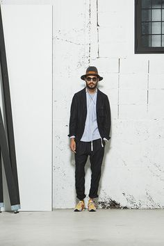 hypebeast:  THE FOURNESS 2015 Spring/Summer Lookbook