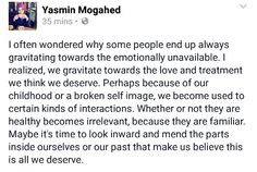 emotionally unavailable after divorce