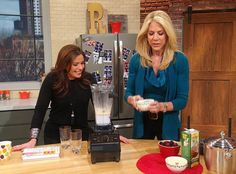 On the Rachael Ray show, they talked about eliminated 7 different things from your diet for 3 weeks to find out if you suffer from an intolerance to any of them....this could be the key to you losing weight. Also great smoothie recipe that will give you a GREAT start to the day.