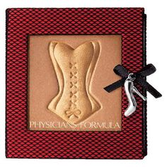 Just bought Physicians Formula Sexy Booster Sexy Glow Bronzer. The smell is a little different but product so cute!!