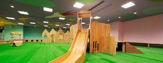 もりもりパーク | 旭川市こども向け屋内遊戯場