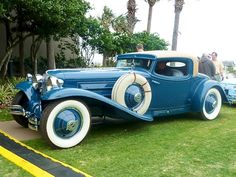 1929 Cord Front Drive L-29 Special Coupe