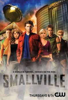 Oh Smallville, how I miss you so...