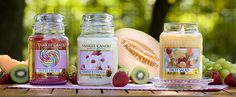 Yankee Candles, nothing better than a great smelling home