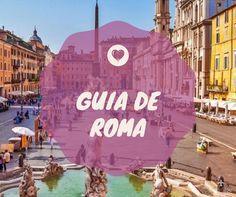Te contamos como moverte, cómo llegar, dónde dormir y toda la info que necesitas para planificar tu viaje por la capital italiana!