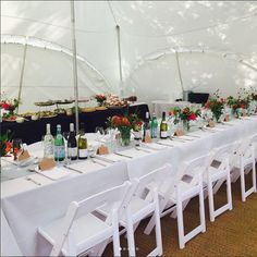 Oxford Event Hire. Passion Fruit Catering.