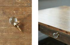 ノブ・ラウンドクリア | DIY,ノブ | Orne de Feuilles