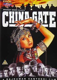 "Urmila was superb in her special item number  ""Chamma Chamma"" in ""Chinagate"""