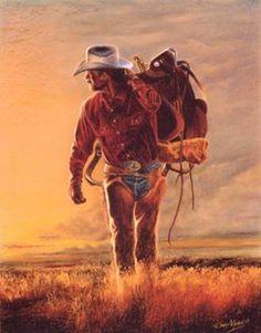 'Cowboy' by Blaine Warren