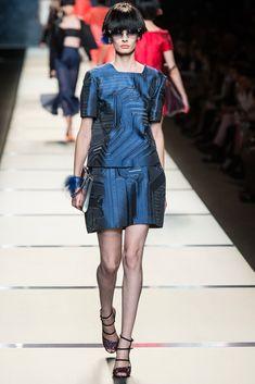 Fendi Primavera 2014-Ready-to-wear Fotos de la colección - Vogue