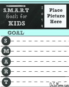 goal setting - Google Search