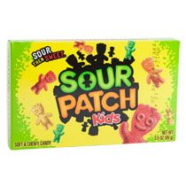 Sour Patch Kids Green & Red Christmas Holiday Gummy Candy - Gift Box, Ounce (Pack of Sour Patch Kids, Sour Patches, Candy Gift Box, Candy Gifts, Holiday Candy, Halloween Candy, Christmas Bags, Christmas Candy, Christmas Presents