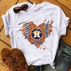 Houston Astros Baseball t Shirt SR01