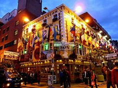 Temple Bar, Dublin..our first stay in Ireland <3