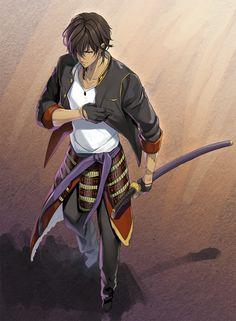 「大倶利伽羅でろ@(・●・)@スォォォォ」/「狼亮輔」のイラスト [pixiv] Gamers Anime, Anime Guys, Manga Anime, Anime Art, Touken Ranbu, Katana, 1366x768 Wallpaper Hd, Dragon Knight, Fantasy Warrior