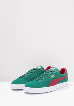 13c6179c86d967 SUEDE CLASSIC+ 90 - Baskets basses - galapagos green rio red white team gold    ZALANDO.FR 🛒