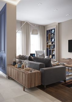 transition into other areas and the tv area