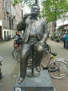 Albert Cuyp, Amsterdam André Hazes Yeah, eindelijk een middagje Albert Cuyp gedaan.