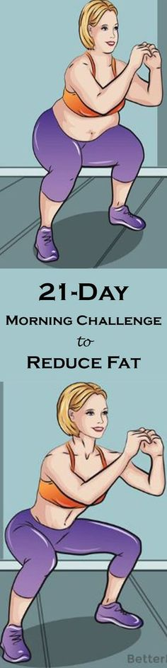 Workout Challenge Morning Challenge That Can Help You Reduce Fat Fitness Workouts, Gewichtsverlust Motivation, Fitness Diet, At Home Workouts, Health Fitness, Health Diet, Health Care, Morning Workouts, Fitness Music