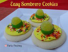 sombrero cookie tutorial