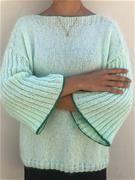 """Ellen"" - S Sweaters, Fashion, Threading, Moda, Sweater, Fasion, Pullover, Fashion Illustrations"
