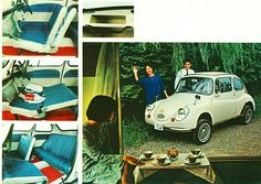 Subaru 360 Japanese Cars, Vintage Japanese, Kei Car, Subaru, Vehicles, Car, Vehicle, Tools