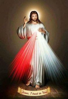 Hoy es el día de la Divina Misericordia oración para recibir ayuda