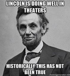 Paradoxical Lincoln