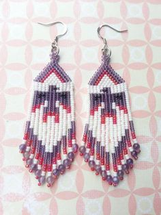 Thunder Bird Earrings Native American by CultureShockJewelry
