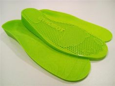 3D print your own flexible insoles with Gyrobot's new and free Gensole design tool