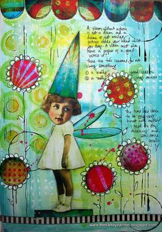 Art Journal - Dreams | Flickr - Photo Sharing!