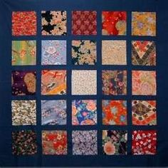 Easy Quilt Ideas - Asian charms