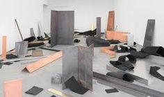 Richard Serra. Scatter pieces. 1966
