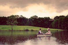 Romantic boat rides!