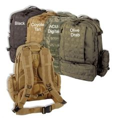 Voodoo Tactical Large Tobago Cargo Pack
