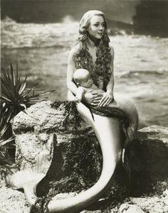 Mermaids-queens of the sea