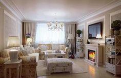 дизайн интерьера гостиной: 27 тыс изображений найдено в Яндекс.Картинках