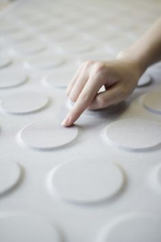 Surface Matters is a minimalist design created by South Korea-based designer Eunhee Jo. The design is a sound system with a tactile control ...