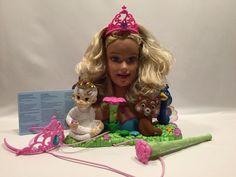 Barbie Island Princess Sing Along Styling Head Mattel 2007 #L2940 Karaoke